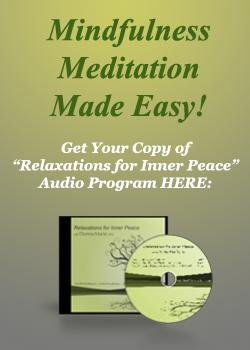 Mindfulness Meditation Audio