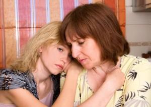 Mum regrets the daughter